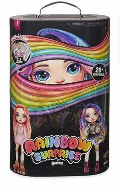 Little Girl Toys, Baby Girl Toys, Toys For Girls, Baby Dolls, Rainbow Slime, Rainbow Magic, Muñeca Baby Alive, Jasmin Party, Pixie