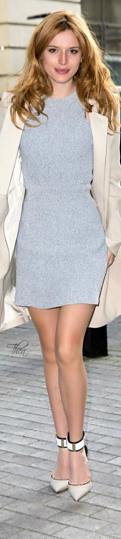 Style In The City ● Bella Thorne ~ Tнεα