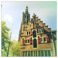 Lieve vrouwe toren Amersfoort