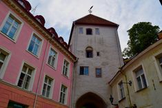 Tallinn, the gem of the Baltic: one day trip from Helsinki — ARW Travels One Day Trip, Cities In Europe, Back In Time, Long Legs, Helsinki, Old Town, Gate, Travel, Old City