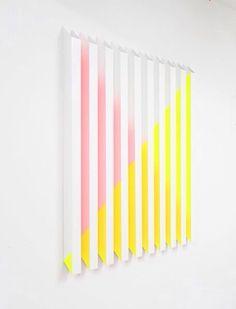 Rana Begum contemporary art - with such amazing colours! http://obus.com.au/