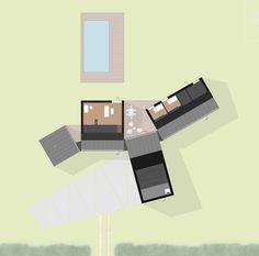 Ultra Architects dom w szczerym polu