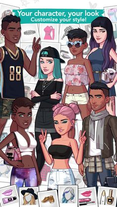Kendall and Kylie on the App Store