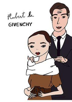 Hubert de Givenchy (Sara Ottavia Carolei)
