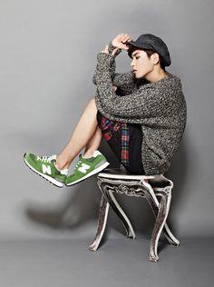 Super Junior - Ryeo Wook - Oh Boy! Magazine Vol.20