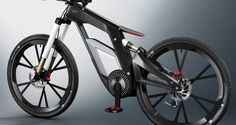 Le vélo électrique par Audi : design & techno.