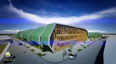 Propuesta mercado Publico Opera House, Mall, Fair Grounds, Building, Fun, Travel, Advertising, Gastronomia, Proposal