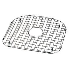 Dawn 18.6 x 16.6 in. Stainless Steel Kitchen Sink Grid - G032