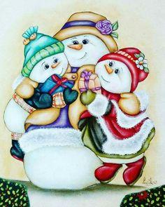⛄️* Snowoman & Snowkids