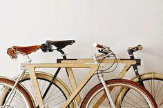 Bicicletas de Madera WOOD.B de BSG