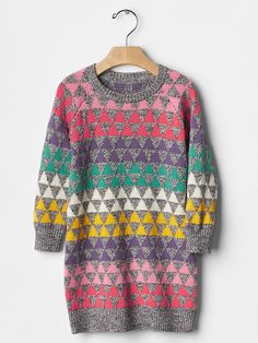 Geometric fair isle sweater Product Image | Kids | Pinterest ...