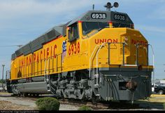 RailPictures.Net Photo: UP 6938 Union Pacific EMD DD40X at Little Rock, Arkansas by David Anderson