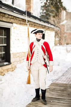British Redcoat Costumes | Halloween | Pinterest | Costumes and ...