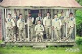 The groom and all his men on Mose's Cabin's front porch! Felicia, Front Porch, Real Weddings, Wedding Photos, Groom, Wedding Photography, Men, Marriage Pictures, Wedding Shot