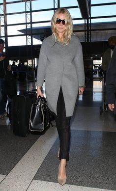 Gwyneth Paltrow Photos - Gwyneth Paltrow Leaves LA - Zimbio