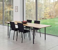 Dining tables | Tables | Neo table | LOEHR | David Löhr. Check it out on Architonic