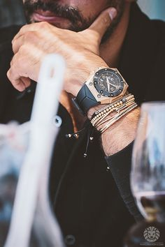 Behind the scenes with Linde Werdelin.