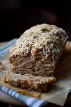 Irish beer bread