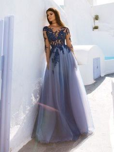 Sale Excellent Prom Dresses Long Glamorous A-Line Long Sleeve Prom Dresses,Lavender Exquisite Long Prom Dresses,Affordable Prom Dresses Online Open Back Prom Dresses, A Line Prom Dresses, Tulle Prom Dress, Prom Dresses Online, Cheap Prom Dresses, Prom Party Dresses, Lace Dress, Sexy Dresses, Sleeved Prom Dress