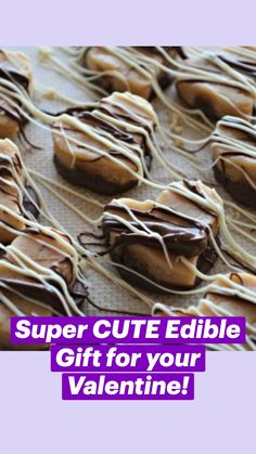 Candy Recipes, Yummy Recipes, Dessert Recipes, Yummy Food, Peanut Butter Cookies, No Bake Cookies, Cookies Et Biscuits, Holiday Foods, Holiday Treats