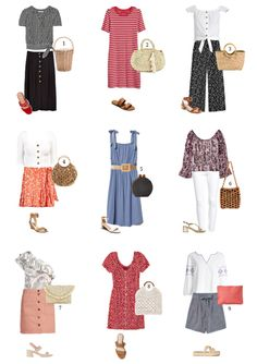 Penny Pincher Fashion - Page 2 of 219 - Fashion, Beauty and Style Lit Outfits, Capsule Outfits, Simple Outfits, Capsule Wardrobe, Cool Outfits, Fashion Outfits, Fashion Books, Spring Fashion Trends, Spring Summer Fashion