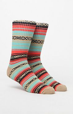 7a7f47ff4e Poncho Aqua Crew Socks Vans Shoes