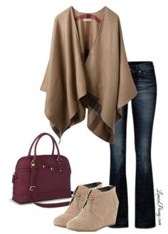 Casual Fashion Trends for Fall | Ankle Boots, Target Burgundy Tote!