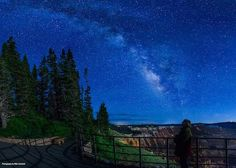 Cedar Breaks National Monument Designated An International Dark Sky Park