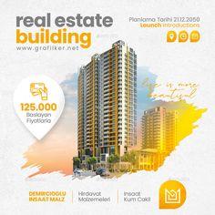 Social Media Poster, Social Media Banner, Social Media Template, Social Media Design, Social Media Graphics, Real Estate Advertising, Real Estate Ads, Real Estate Flyers, Real Estate Marketing