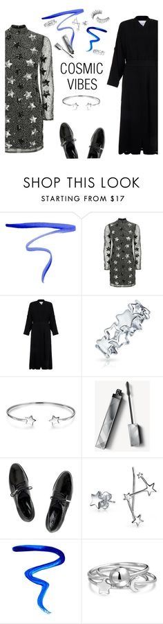 """What's Your Sign?"" by blingjewelry ❤ liked on Polyvore featuring By Terry, Topshop, Helmut Lang, Bling Jewelry, Burberry, Dear Frances, Givenchy and Trish McEvoy"