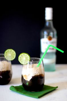 Dirty Coke Float | 23 Rum Cocktails You Need To Know About
