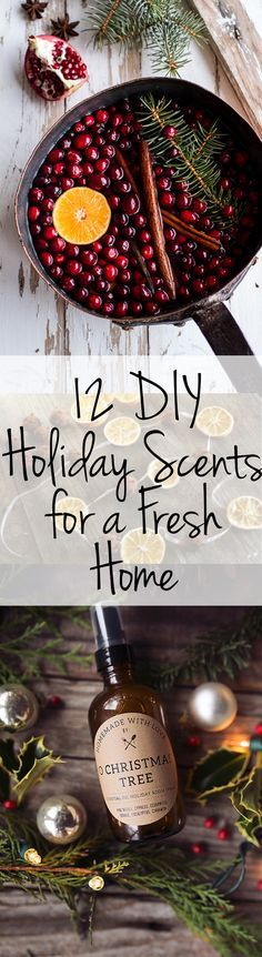 Holiday Scent Hacks, Home Scent TIps, How to Make Your Home Smell Good, Fresh Home, Stinky Home Hacks, Popular Pin, Cleaning, How to Clean Your Home
