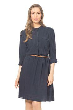 Stylisches Kleid, Blau - ORSAY