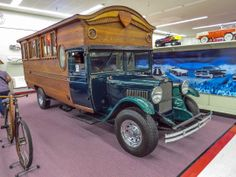 1928 Chevy Gypsy wagon