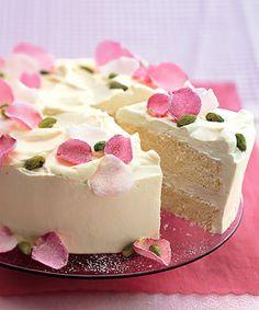 beautiful Persian love cake