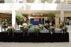 Stage Decor - Welcome to Events by Monday Morning ~ Fashion Show.