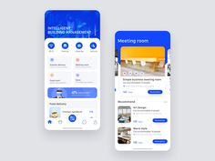 Empty State Concept designed by Uran. Connect with them on Dribbble; Ui Design Mobile, App Ui Design, Site Design, Flat Design, Design Design, Android App Design, Android Ui, Design Responsive, Building Management