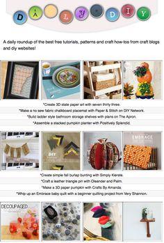 diy craft blogs daily crafts tutorials