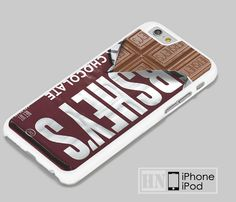 Hershey's Chocolate Candybar iPhone iPod Cases, Samsung Cases, HTC one Cases, LG Cases