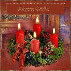 CHRISTMAS CANDLE GIF