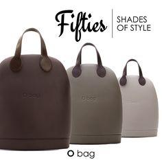 O bag '50 La handbag ispirata agli anni cinquanta, ora disponibile online con i nuovi colori► http://bit.ly/209wW7f  #Obag #Obag50 #new #newcollection #fw15 ******************** The new O bag '50 Collection is now online :)