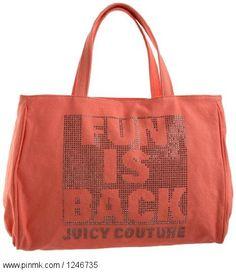 Juicy Couture Juicy Items Tote