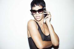 Our favorite Bad Girl Rihanna in the Dita Magnifique #DITAeyewear #RihRih