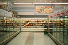 Grocery store after midnight, 1979