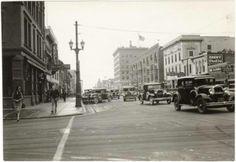 Tejon St ~ Colorado Springs Colorado ~ 1930