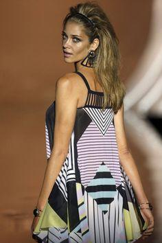 Ana Beatriz Barros para Dolores Cortés - Mercedes-Benz Fashion Week Madrid.