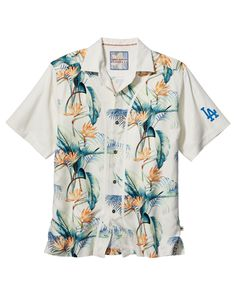 MLB® Cool, Palm & Collected Camp Shirt