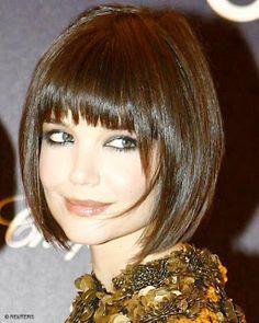 Katie Holmes Hairstyles - Katie Holmes Hair - Zimbio