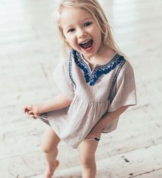 Zara Children's Wear Campaign