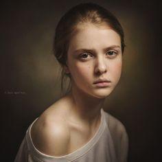 Photograph Liza by Paul Apal'kin on 500px